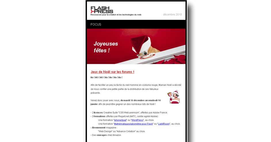 Newsletter FlashXpress