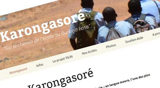 Karongasoré association